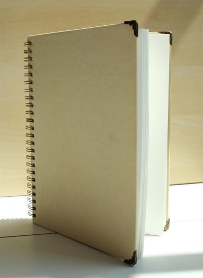 Khaki photobooth gastenboek van Fotodoos