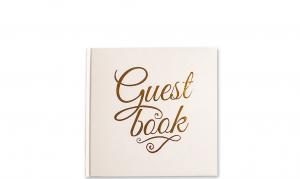 Gastenboek Goud